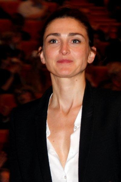 Julie Gayet - Festival Lumière 2012 - Lyon © Anik COUBLE
