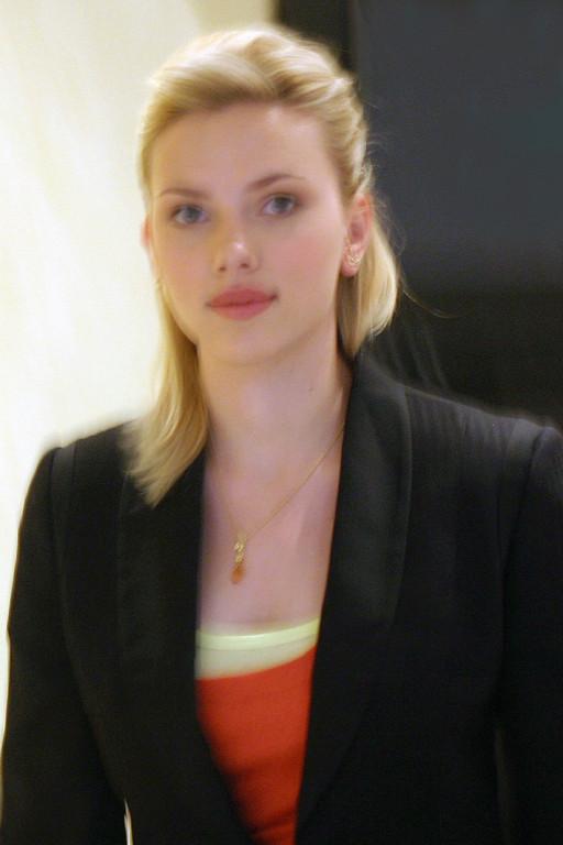 Scarlett JOHANSSON - Festival de Cannes 2005 - Photo : Anik Couble