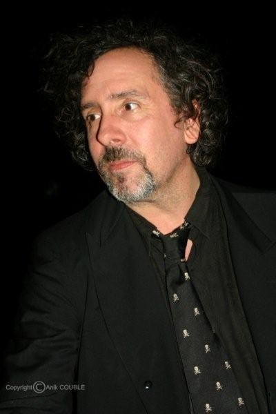 Tim Burton - Festival de Cannes - 2006 - Photo © Anik COUBLE