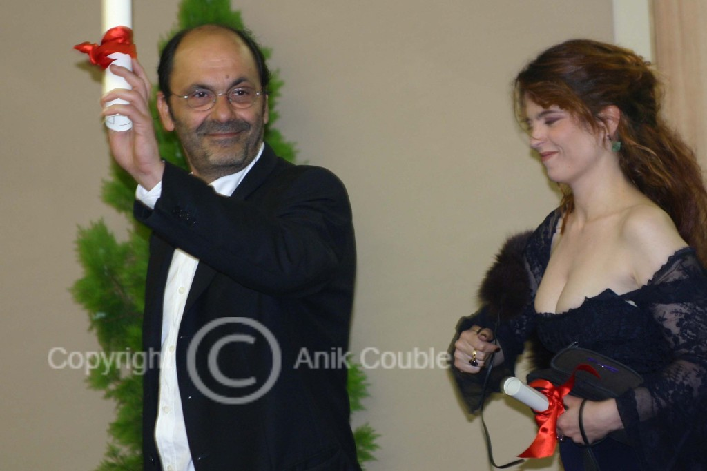 Jean Pierre Bacri et Agnès Jaoui 2004 / Photo : Anik Couble