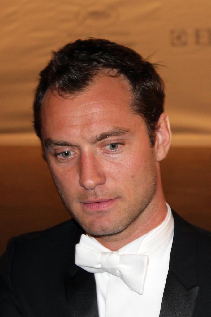Jude LAW, membre du Jury - Festival de Cannes 2011 - Photo © Anik COUBLE