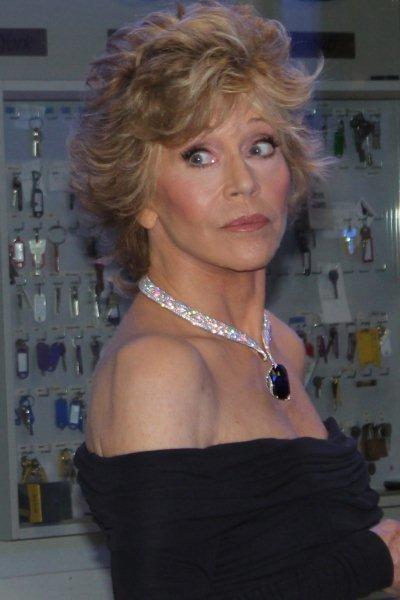 Jane Fonda - Festival de Cannes 2011 © Anik COUBLE