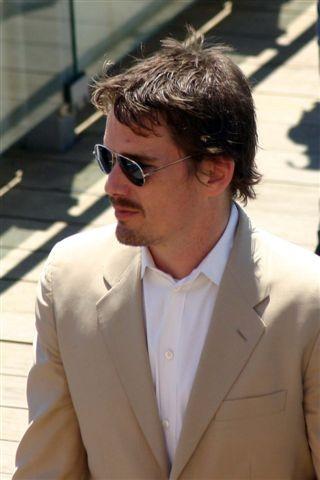 Ethan HAWKE - Festival de Cannes 2006 © Anik COUBLE