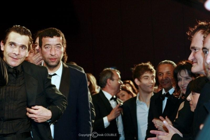 "Projection de ""Un prophète"" de Jacques Audiard - Festival de Cannes 2009 - Photo © Anik COUBLE"