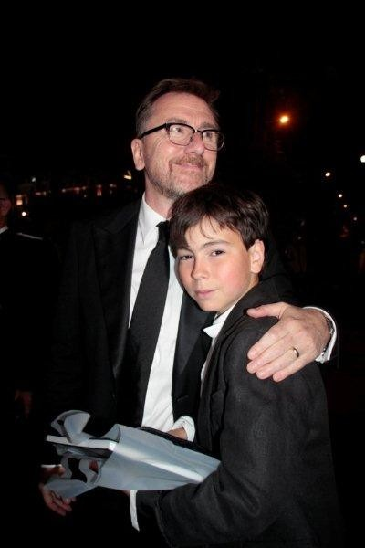 Alan Badaoui-Couble et Tim Roth - Festival de Cannes 2012 © Anik COUBLE