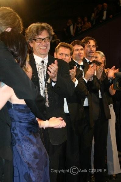 "Projection de "" Don't Come Knocking"" de Vim Wenders  - Festival de Cannes 2005  - Photo © Anik COUBLE"