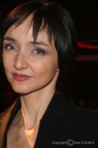 Maria de Medeiros - Festival de Cannes - 2007 - Photo © Anik COUBLE