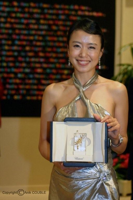 Prix d'interprétation féminine à Do-Yeon Jeon en 2007 / Photo : Anik Couble