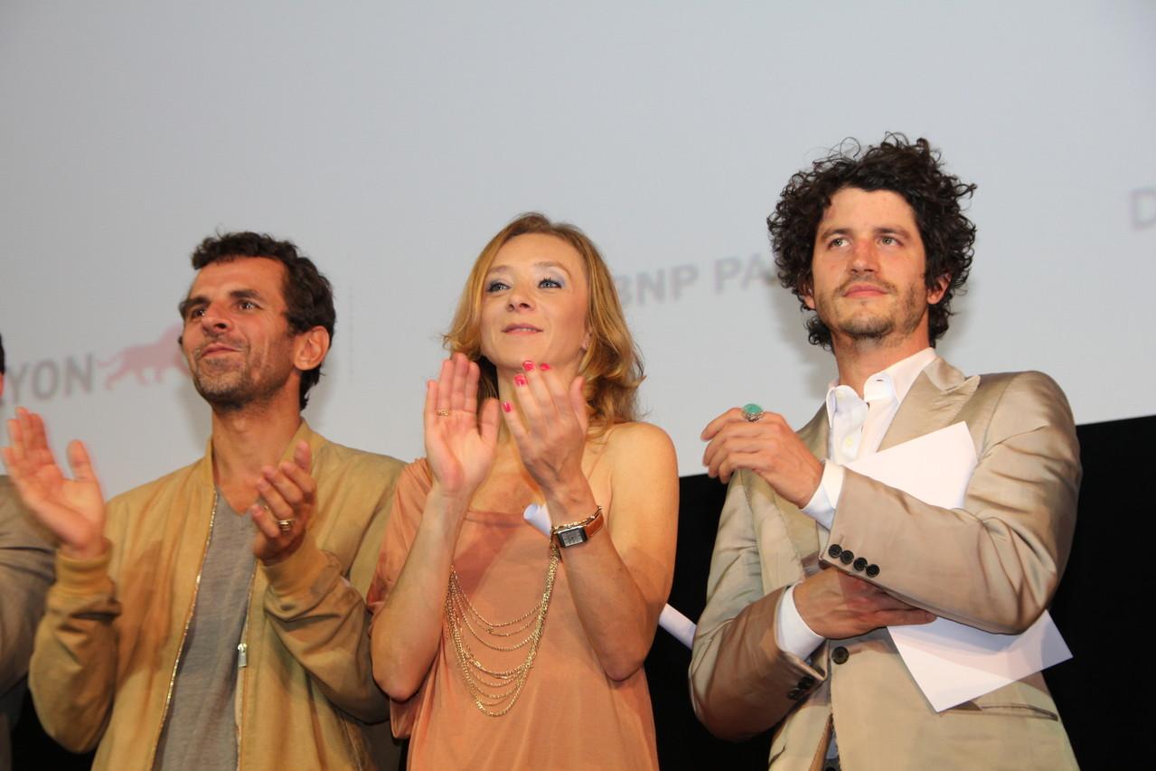 Les invités du Festival Lumière 2011 - Lyon - Photo © Anik COUBLE