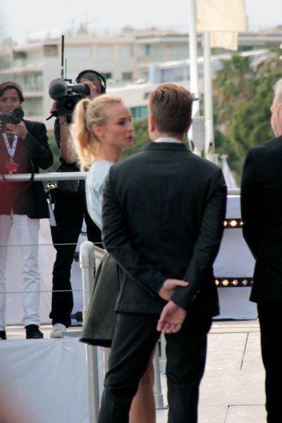 Diane Kruger et Ewan Mc Gregor, membres du Jury - Festival de Cannes 2012 - Photo © Anik COUBLE