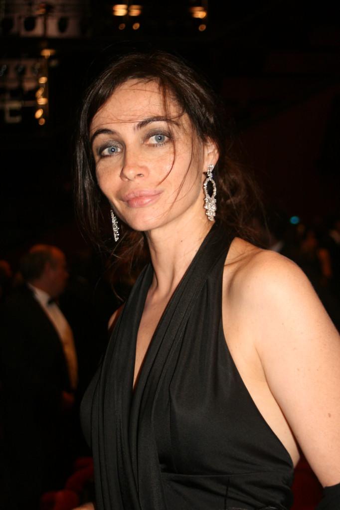 Emmanuelle Beart - Festival de Cannes 2008 © Anik COUBLE