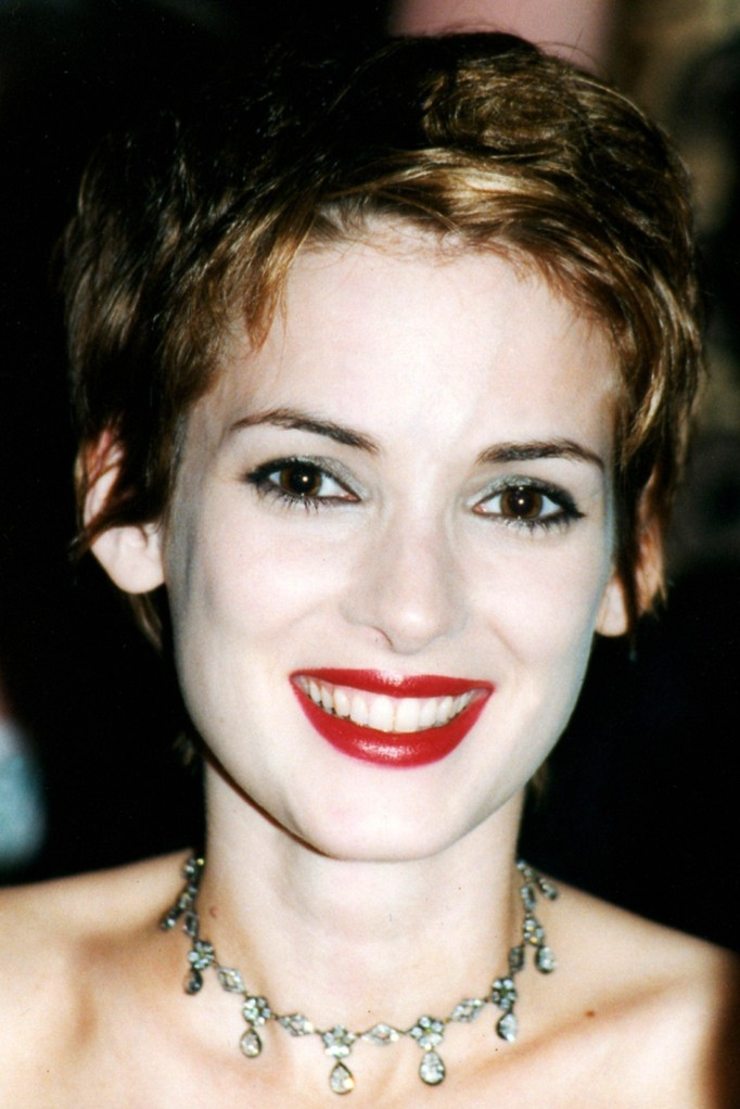Winona Ryder - Festival de Cannes 1995 - Photo © Anik COUBLE