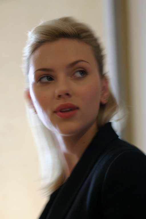Scarlett JOHANSSON - Festival de Cannes 2005 - Photo : Anik Couble