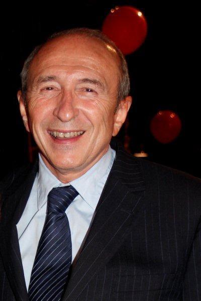Gérard Collomb - Festival Lumière 2012 - Lyon © Anik COUBLE