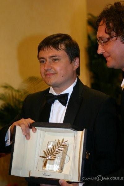 Cristian Mungiu - Festival de Cannes - 2007 - Photo © Anik COUBLE
