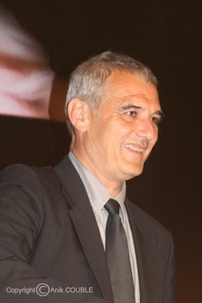 Laurent Cantet - Festival de Cannes - 2008 - Photo © Anik COUBLE