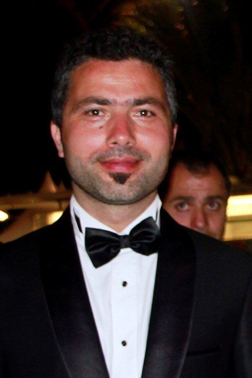 """L. Rezan YESILB, Palme d'Or du court métrage, pour """"LES BÊTES DU SUD SAUVAGE"""" - Festival de Cannes 2012  - Photo © Anik Couble"""