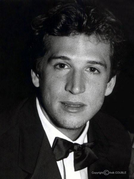 Guillaume Canet 1999  / Photo : Anik Couble