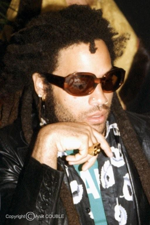 Lenny Kravitz 1998  / Photo : Anik Couble