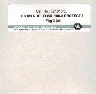 Vorsäule CC 8/3 Nucleosiel 100-3 Protect I Cat. No.: 721613.30 Macherey-Nagel Ersatzteile und Zubehör für Chemie und Labor