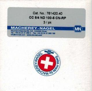 CC 8/4 ND 100-5 CN-RP Cat.No.: 761420.40 Macherey-Nagel Ersatzteile und Zubehör für Chemie und Labor