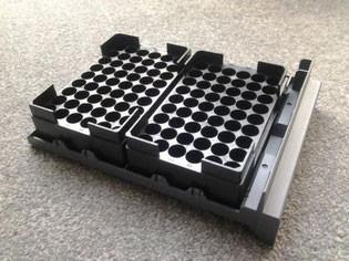 Vial Tray  Rack Plate Agilent
