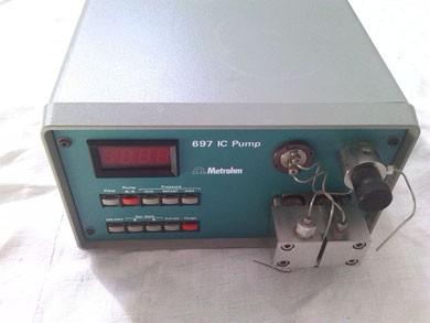 Metrohm 697 IC Pumpe