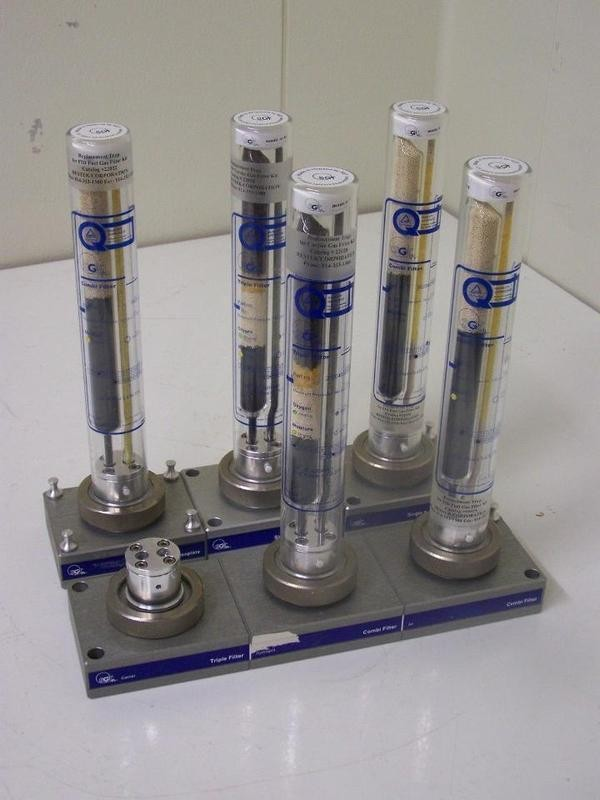 SGT Thermo Agilent Gas Filters & Baseplates HPLC 22025 22027 22022 22020