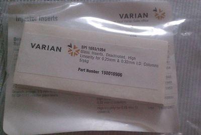 Varian SPI 1093/1094 Glass Inserts Ersatzteile und Zubehör für Chemie und Labor