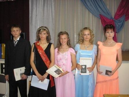 Медалисты. Выпуск 2006.