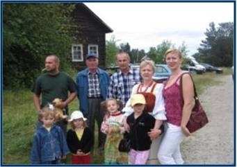 Семья Филипповых