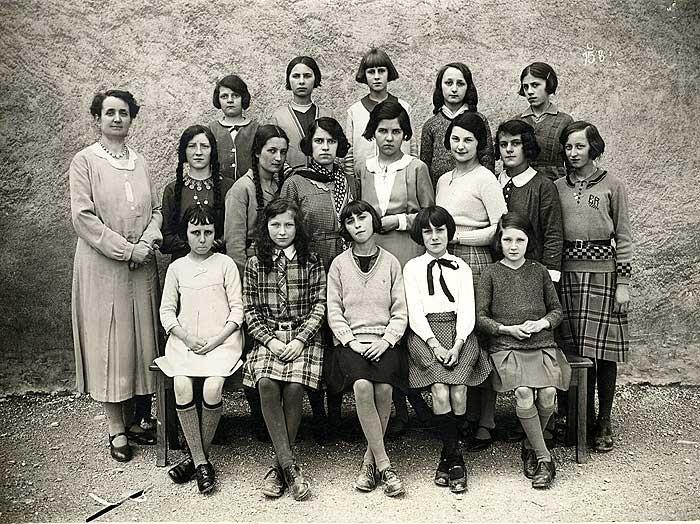 École du Sacré-Cœur | 1931