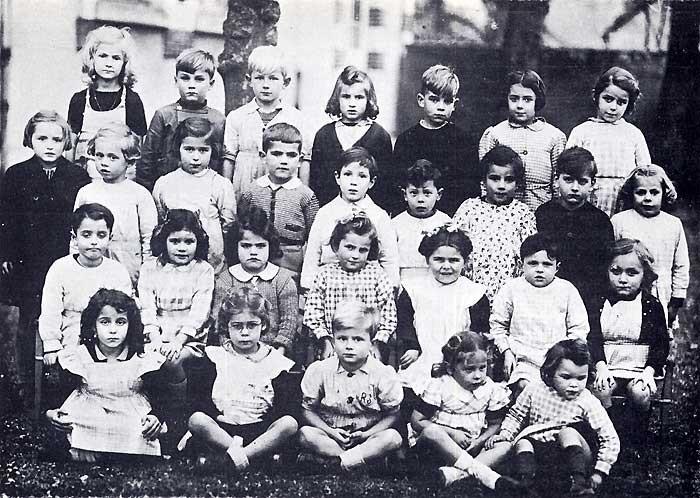 École Notre-Dame La Blanche | 1947
