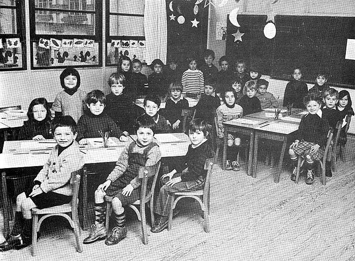 École Notre-Dame La Blanche | 1979