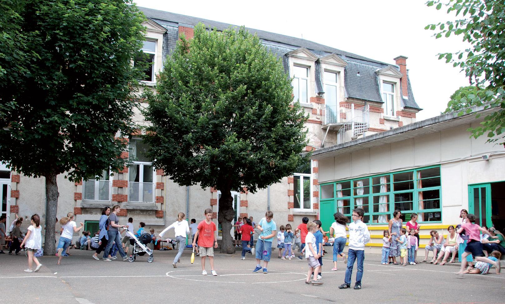 École Notre-Dame La Blanche | juin 2013