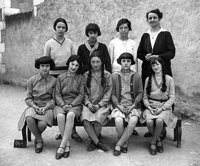 École du Sacré-Cœur | 1929