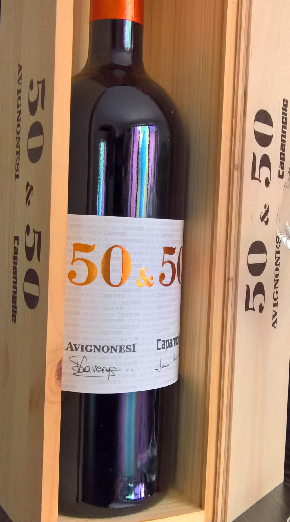 Capannelle & Avignonesi 50&50 | Malborghetto e-shop