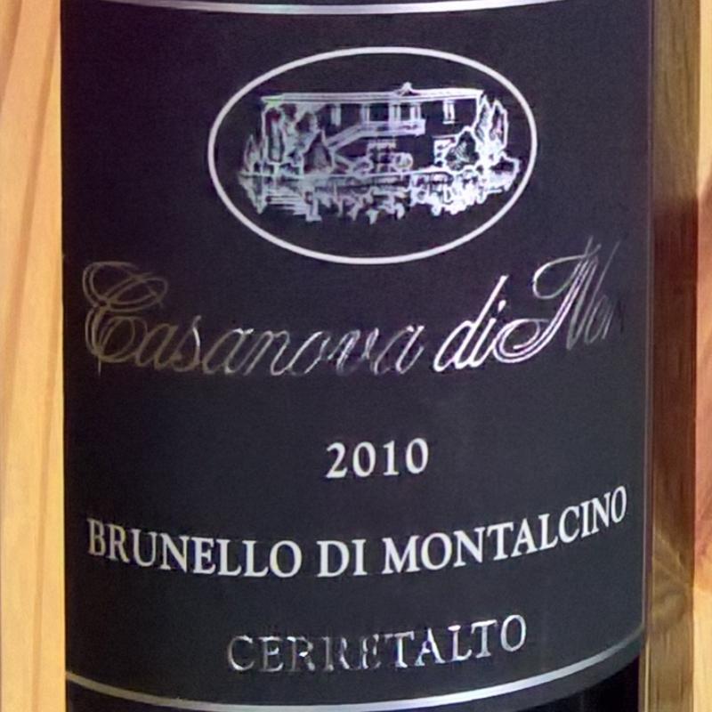 Brunello Montalcino Cerretalto 2010 | Malborghetto