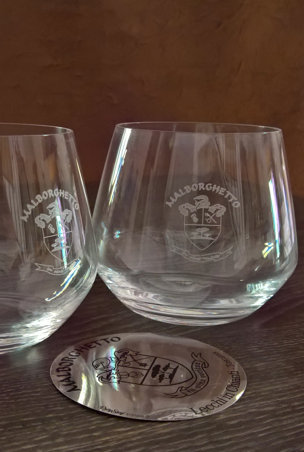 Mod. «Acqua» Water glass | Malborghetto e-shop