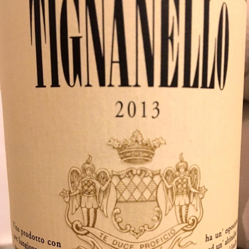 Antinori Tignanello 2013 | Malborghetto e-shop