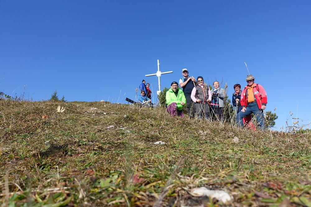 Gipfelkreuz Buchberg