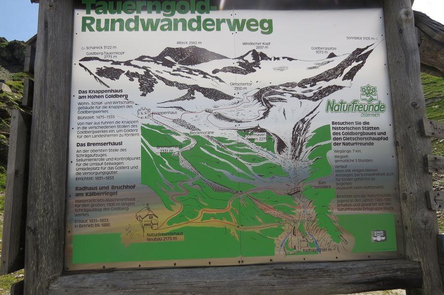 Tauerngold-Rundwanderweg