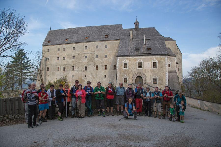 Start Burg Altpernstein