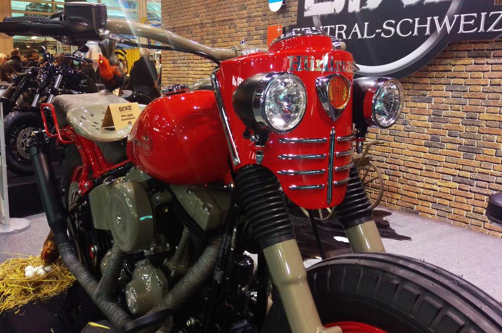 im Harley-Heaven