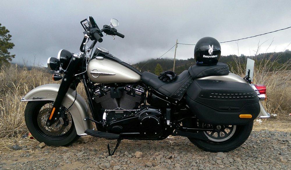 Harleys neue Heritage