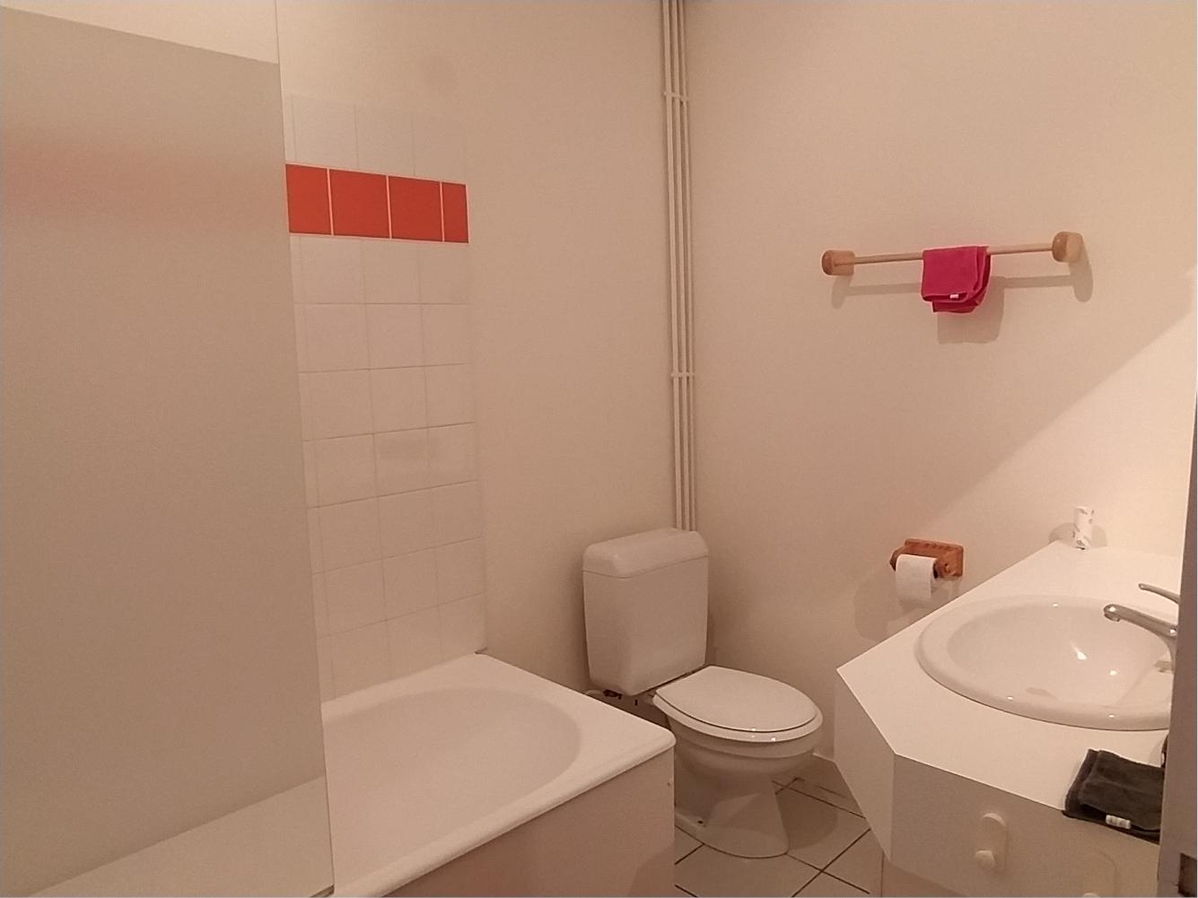 Salle de bains - toilettes