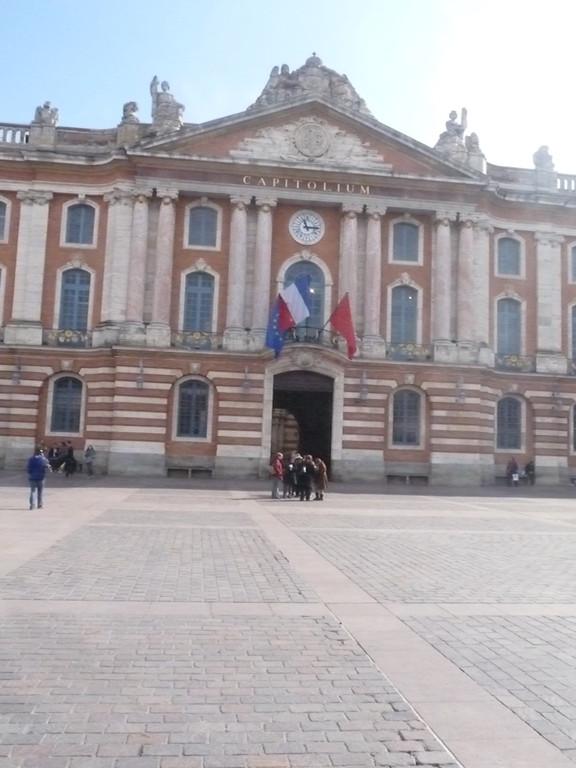 Le Capitole, mairie de Toulouse
