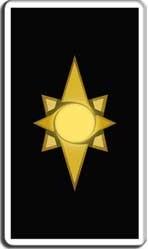 Les Arcanes de l'Étoile - Dos