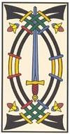 Cinq d'Épées