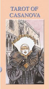 Tarot de Casanova - Érotique - Boîte